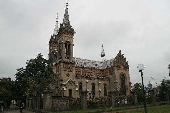 Cathedral in Batumi