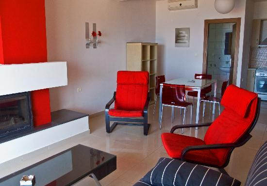 Paleochora, Hellas: Caravella Luxury Apartments