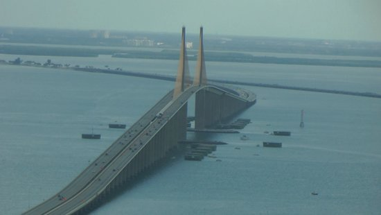 Sunshine Skyway Bridge Tampa Fl Address Tickets