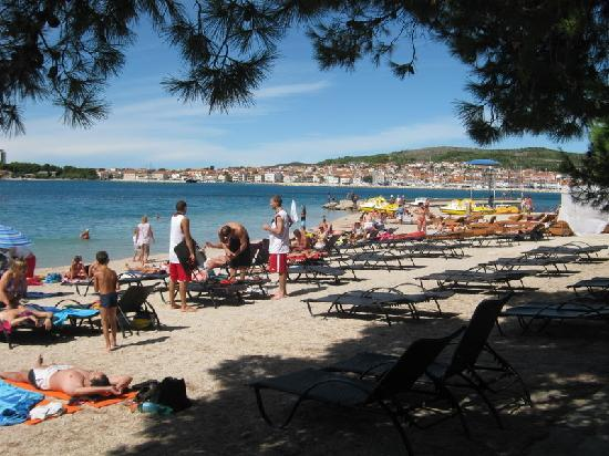 Vodice, Kroatia: Strand