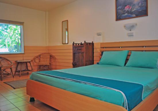 Parami Guesthouse: Double aircon room