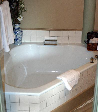 Cinys Room - Soaking tub for two - Robins Nest Houston - Picture of...