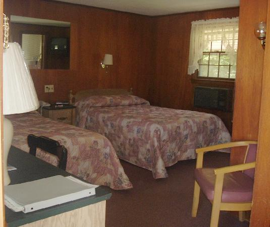 Newport Motel: Standard Room