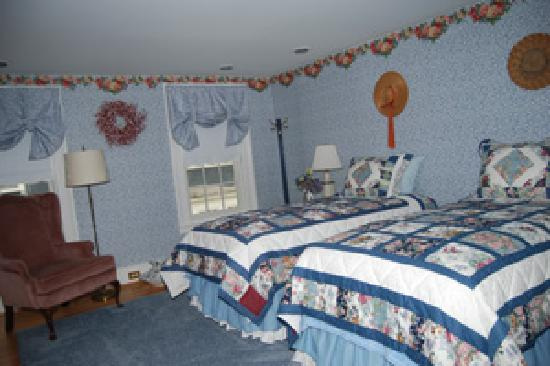 The Pineapple House Bed & Breakfast: 2nd bedroom at Pineapple House (Hillary)