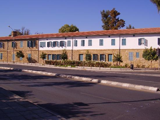 Nicosia, Cipro: Former English administration in Cyprus