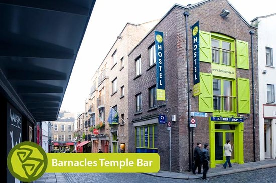 Photo of Barnacles Hostel Temple Bar Dublin