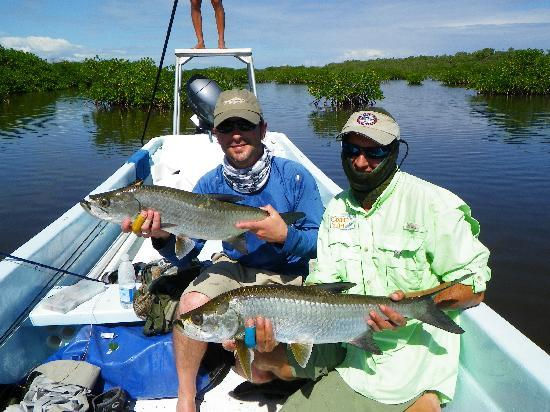 Tulum fly fishing