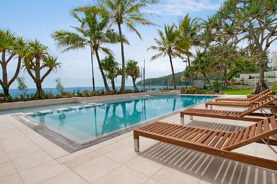 Fairshore Beachfront Apartments: Fairshore Noosa Pool