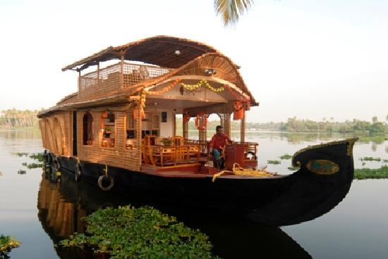 Alappuzha, Indien: Double Bedroom