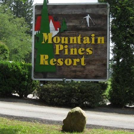 Champion, Pensylwania: Welcome to Mountain Pines RV Resort