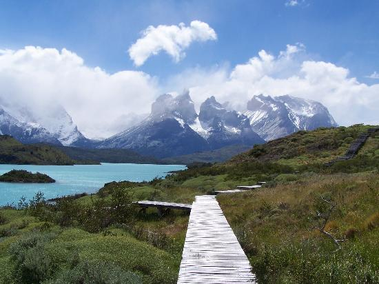 explora Patagonia - Hotel Salto Chico: View from your room