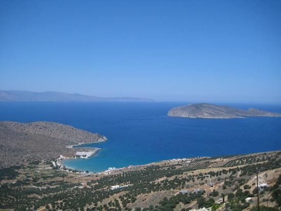 Elounda Solfez Villas: fantastic view