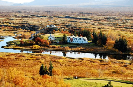 Atracciones en Thingvellir
