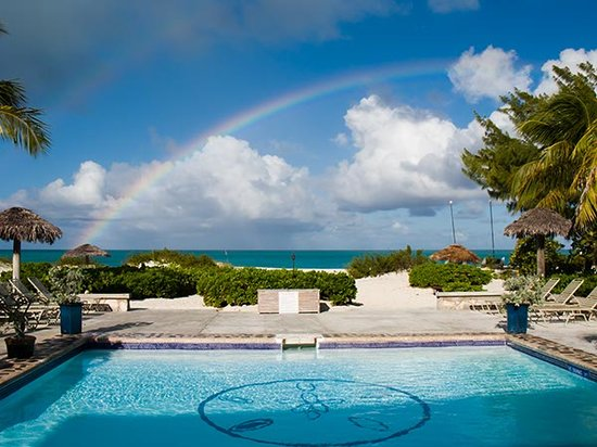 The Meridian Club Turks & Caicos: Pool at the club house