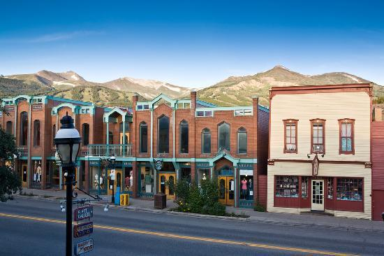 Summer In Breckenridge
