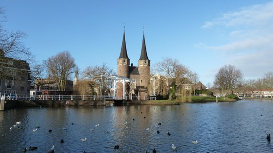Delft attractions