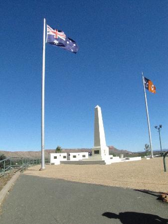 Alice Springs, Australie : Anzac Hill