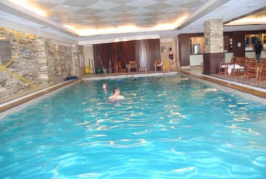 Pool In The Basement Picture Of Rimrock Resort Hotel