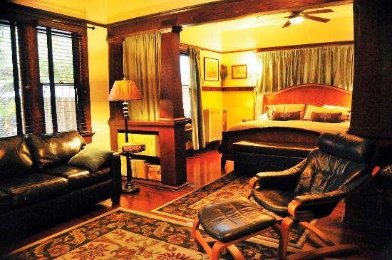 Mudville Flats: Pure comfort and indulgence!