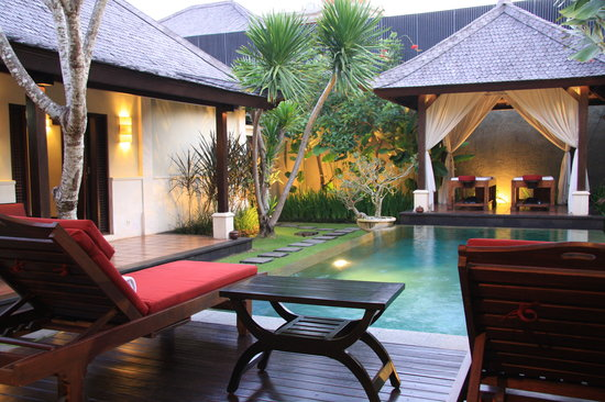 The Ulin Villas & Spa: One Bedroom Villa