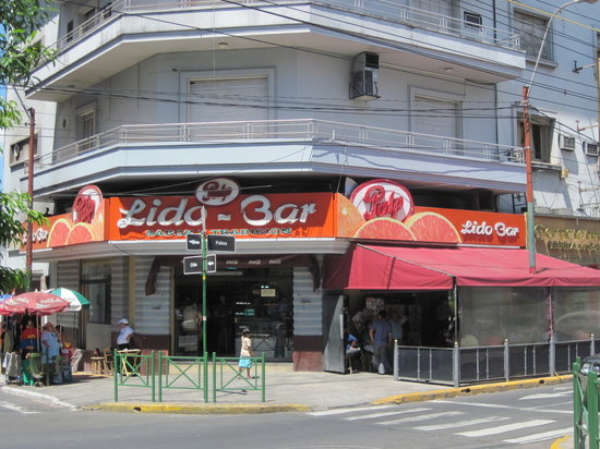 Lido bar asuncion restaurant reviews phone number for Delivery asuncion