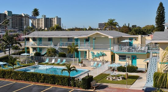 St Pete Beach Suites Hotel
