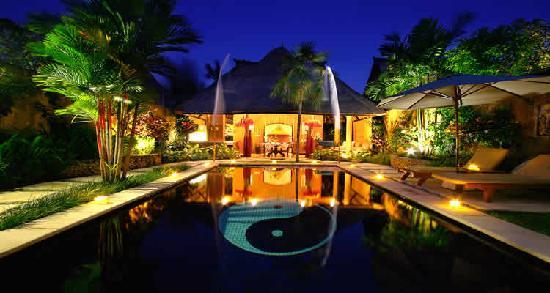 The Villas Bali Hotel & Spa: Every Villa has its own private swimming pool.