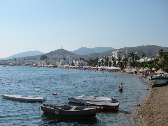 Bodrum accommodation