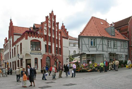 Wismar accommodation