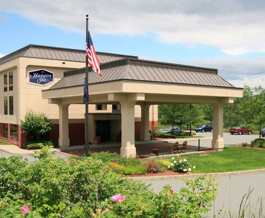 Welcome to the Hampton Inn White River Junction Vermont! We are glad to see you!