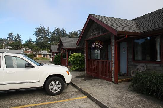 The Inn at Pacific City: The motel
