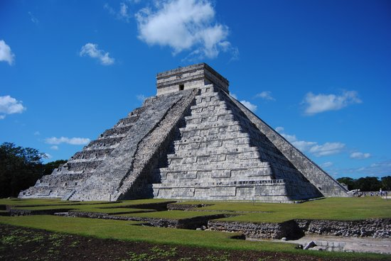 Hotel Macanche Bed & Breakfast: Chitchen Itza Maya Pyramid