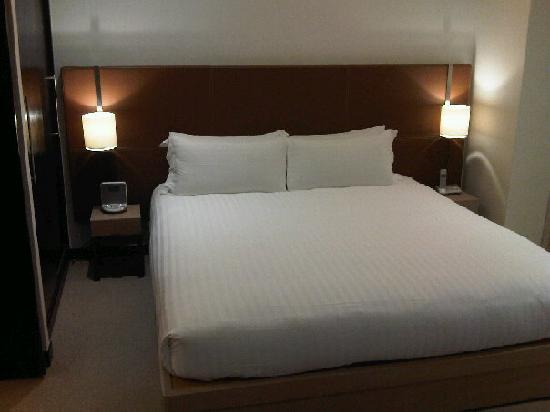 Shama Central Serviced Apartment: Bedroom
