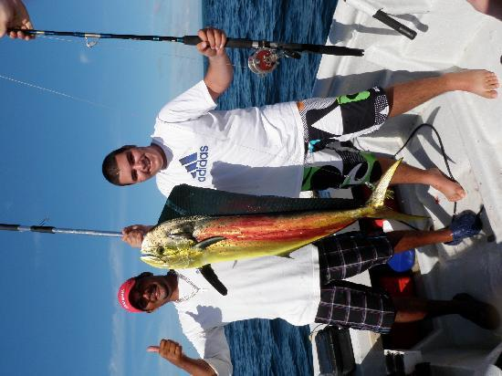 Pedasi, Panama: Deep Water Fishing
