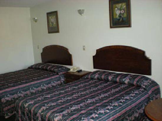Fullerton Motor Lodge: Double Bed