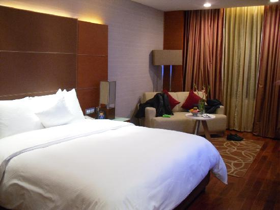 Hilton New Delhi  Janakpuri: Room @ Executive Floor