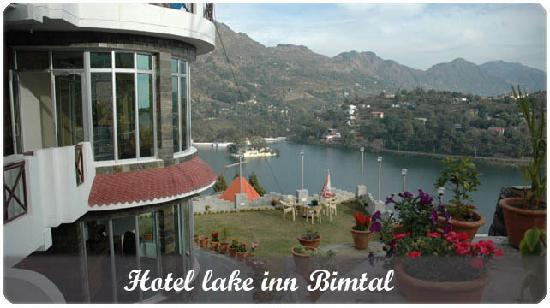 hotellakeinn Bhimtal lake view