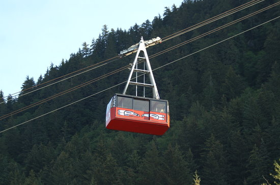 Photo of Mount Roberts Tramway