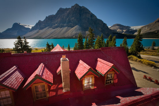 Photo of Num-Ti-Jah Lodge Lake Louise