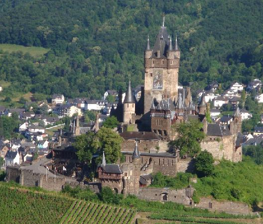 Cochem Castle