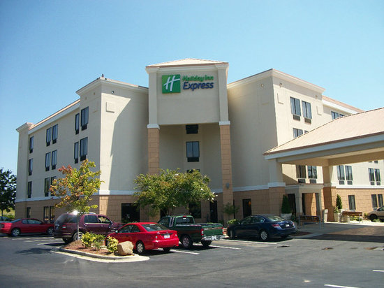 Holiday Inn Express Durham: Newly Renovated
