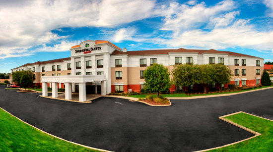 SpringHill Suites Milford