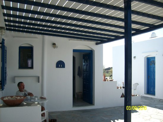 Nostos Rooms Apollonia