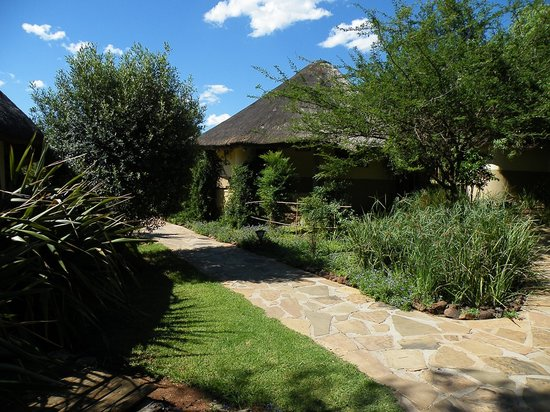 Sun City Kwena Chalets