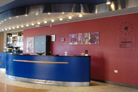 Hotel Executive Forli: reception