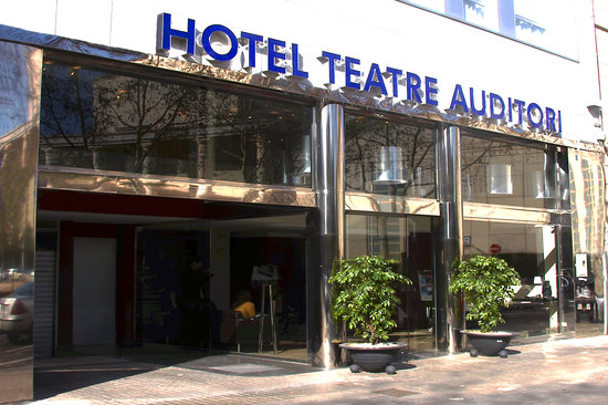 Photo of Hotel Teatre Auditori Barcelona