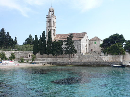 Hvar, Croatia: the outside is the worst view