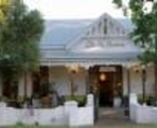 Die Ou Pastorie Boutique Country Hotel