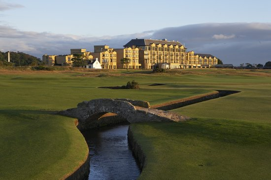 Old Course Hotel, Golf Resort &amp; Spa
