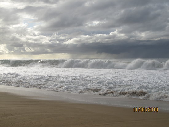 Waimea, HI: The Waves!
